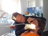 Dental clinic in Hungary